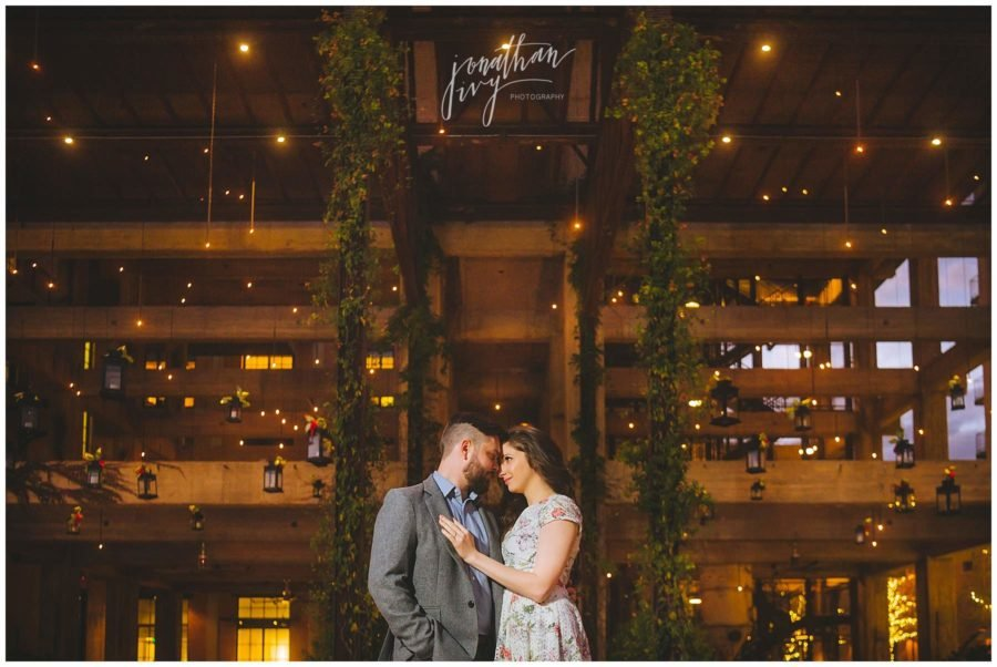 San Antonio peal brewery engagement photos