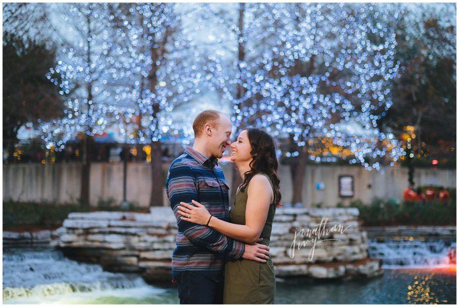 San Antonio Engagement Portraits