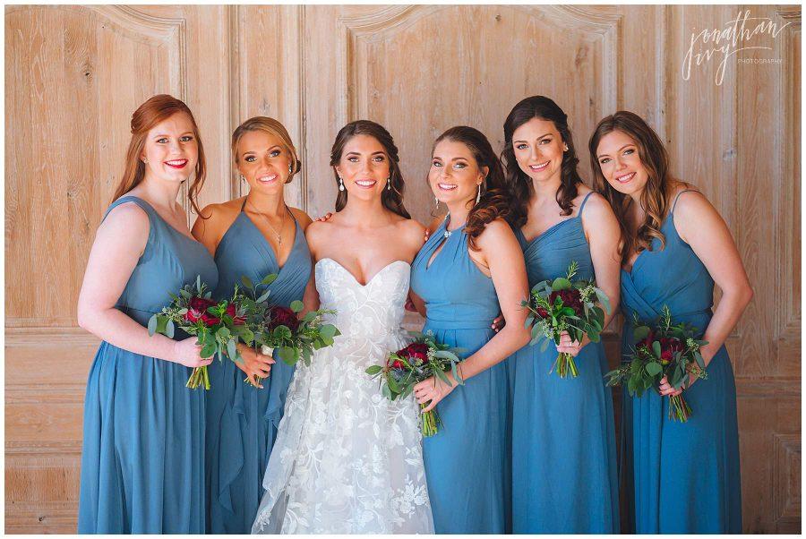 The Clubs at Houston Oaks Wedding Photos