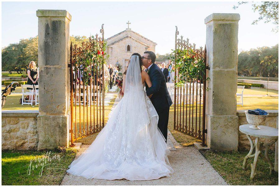 Houston Oaks Wedding Chapel