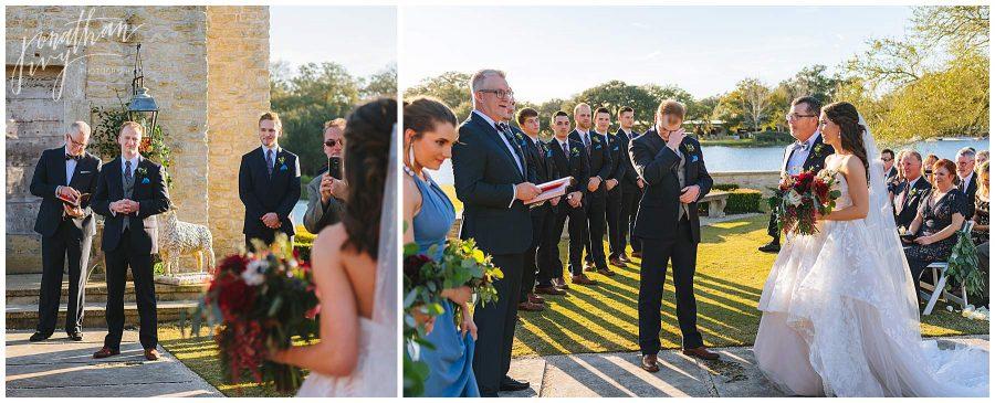 emotional grooms