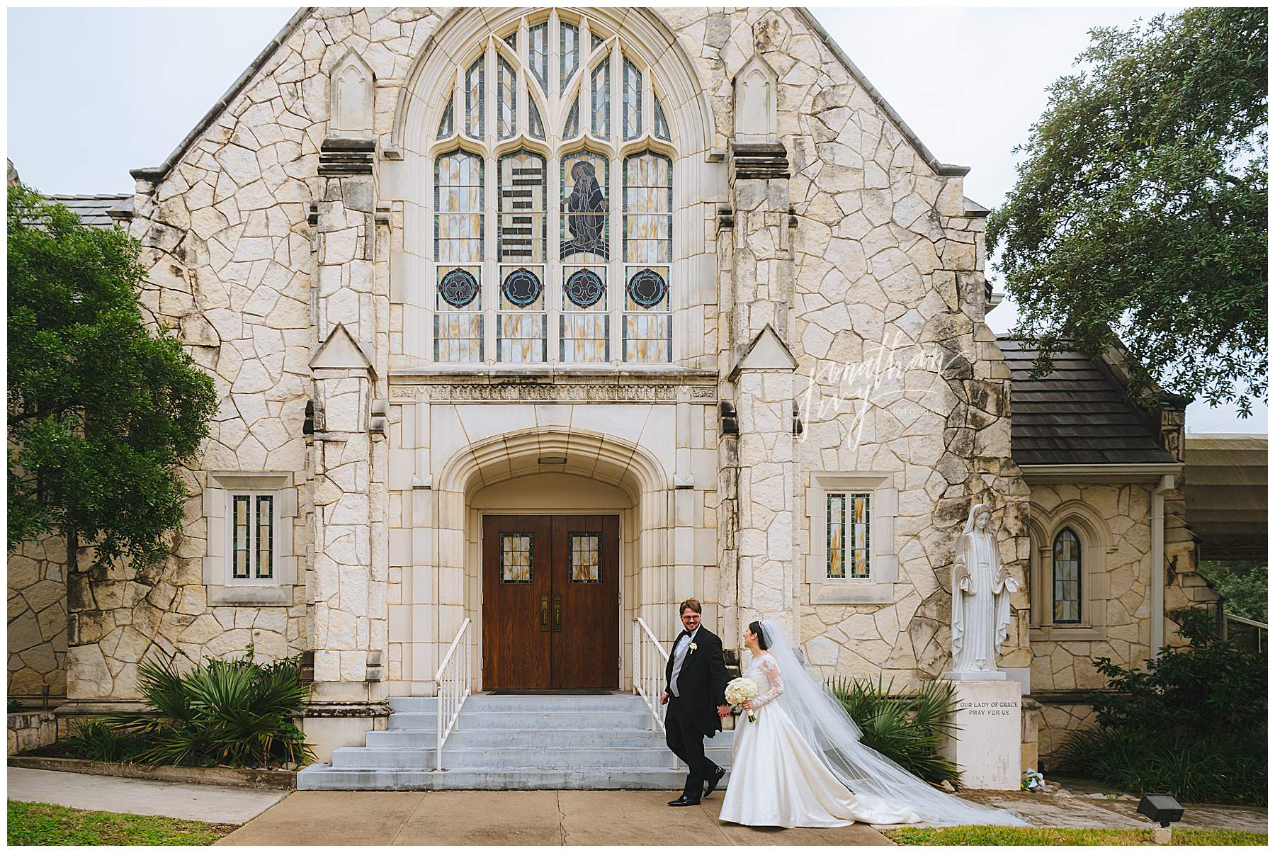 Menger Hotel Wedding – Amanda & William