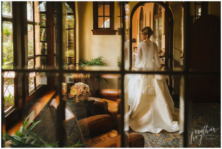 The Parador Bridal Photos