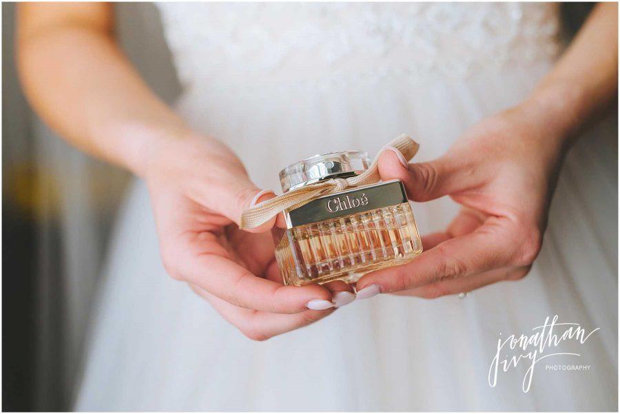 Chloe Perfume Bridal Gift