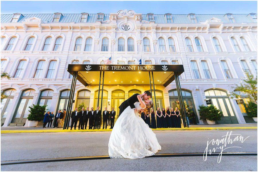 The Tremont House Wedding Photos