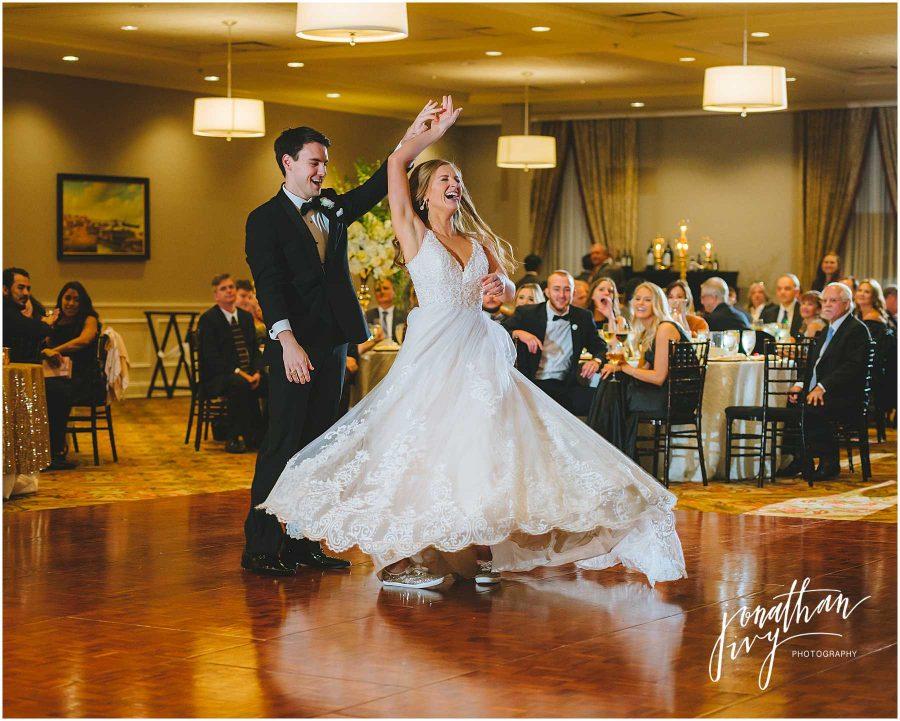 Tremont House Wedding