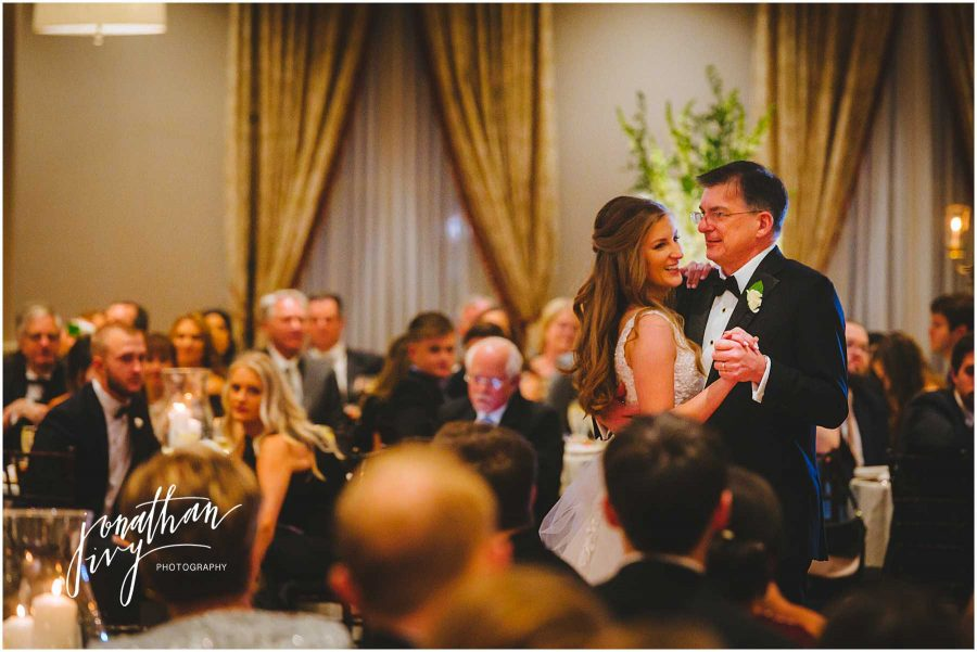 Wedding Reception at Tremont House