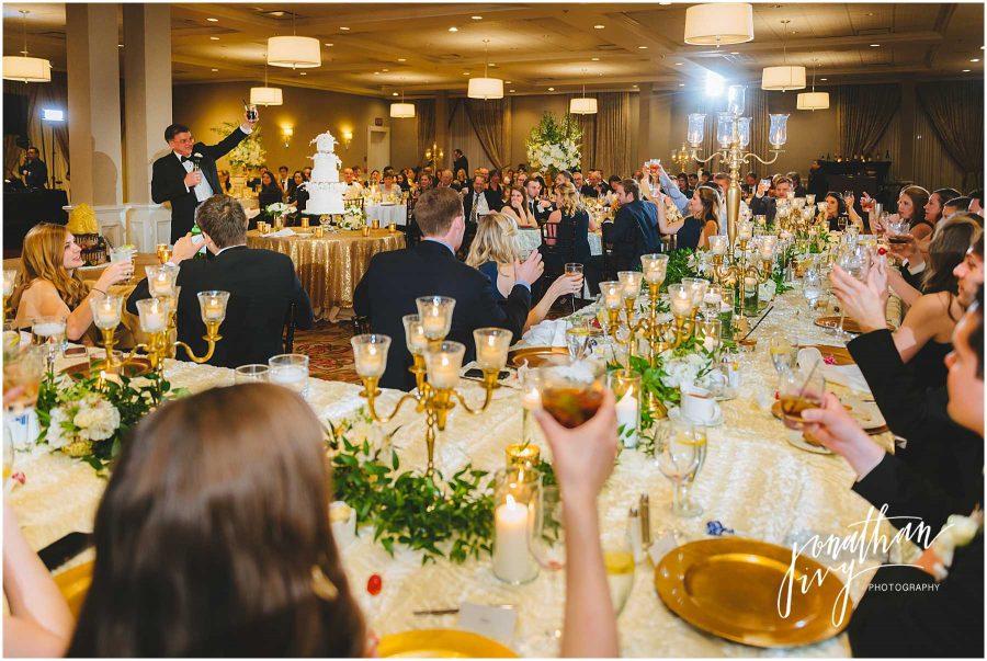 Wedding Reception Tremont Ballroom Photos