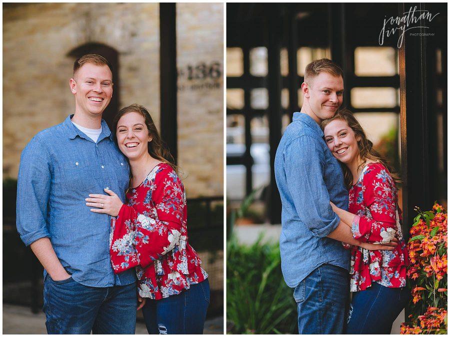 Where to take engagement photos in San Antonio