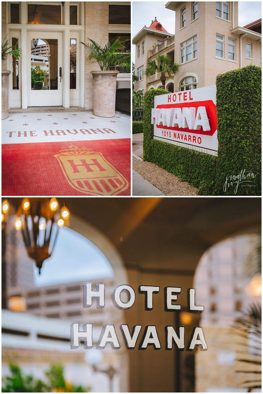 Hotel Havana San Antonio