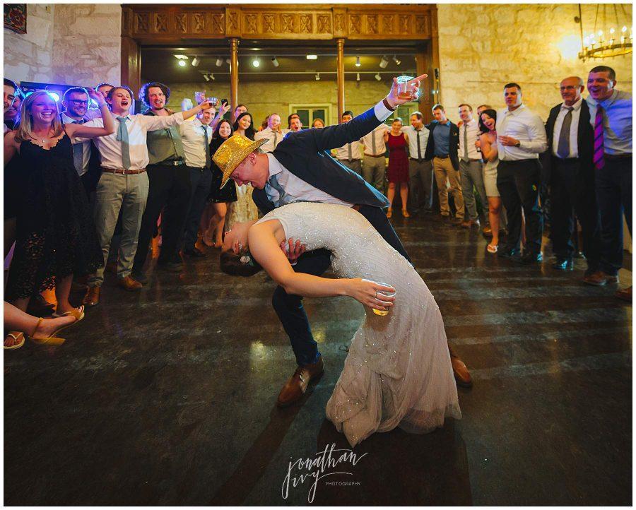 Southwest School of Art Wedding