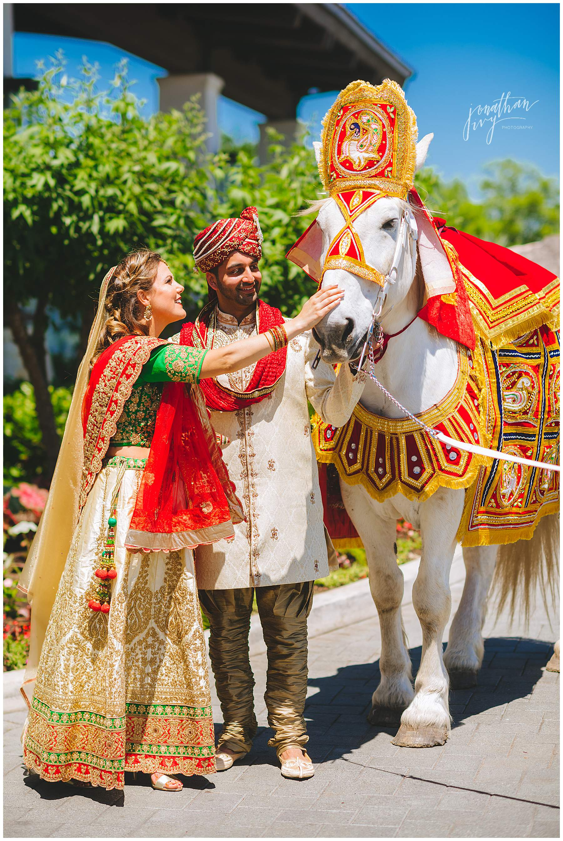 Indian Wedding La Cantera Resort
