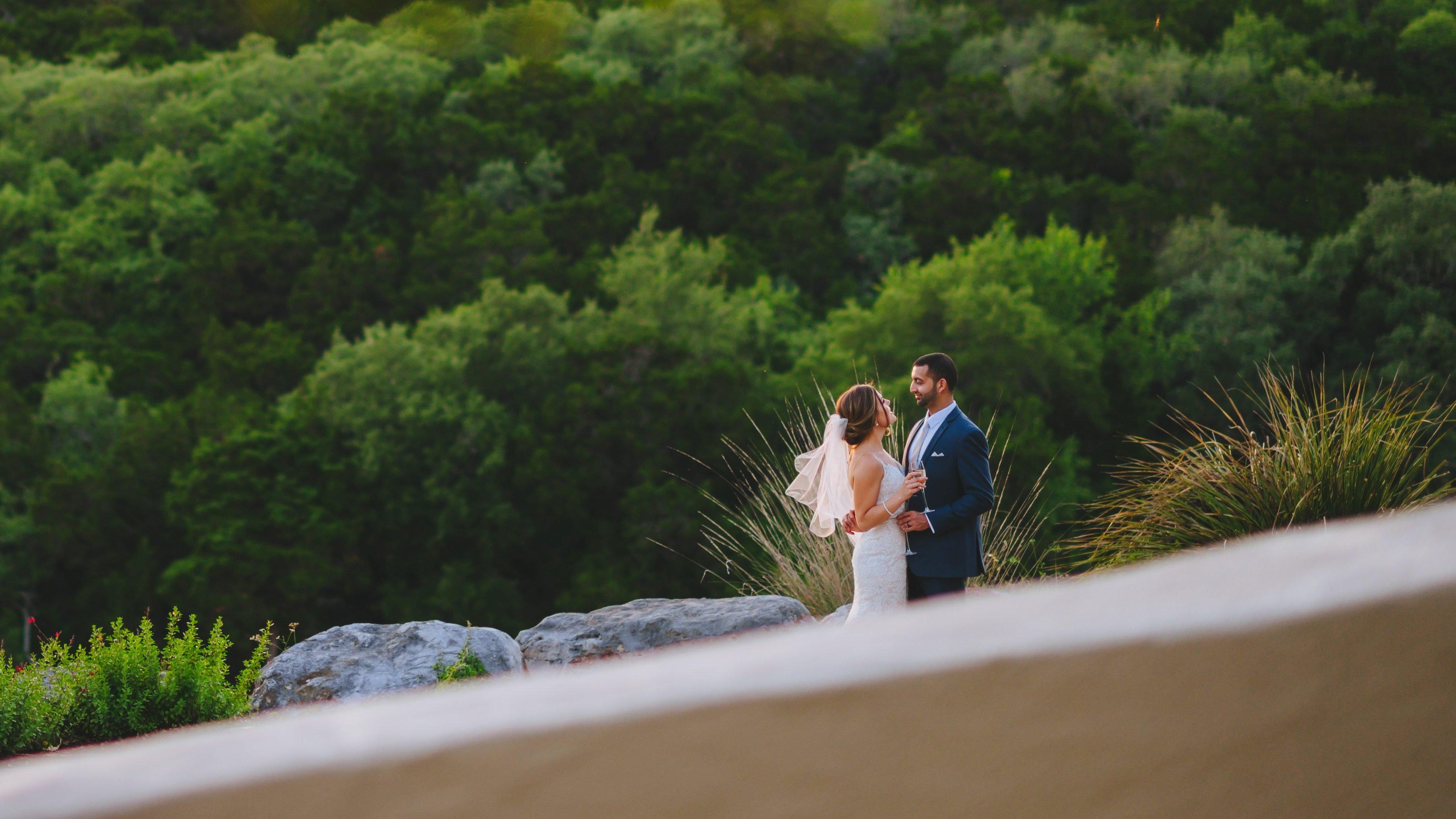 La Cantera Resort Wedding – Hannah & Dipesh