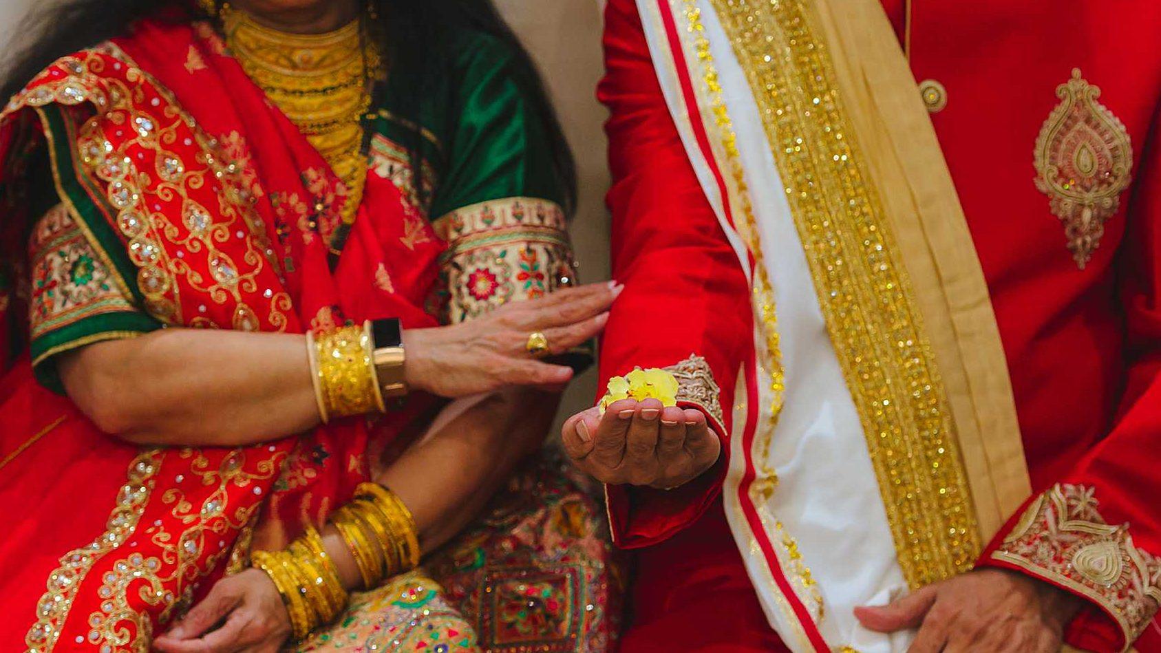 Dev & Kendyl Grashanti & Pithi Ceremony