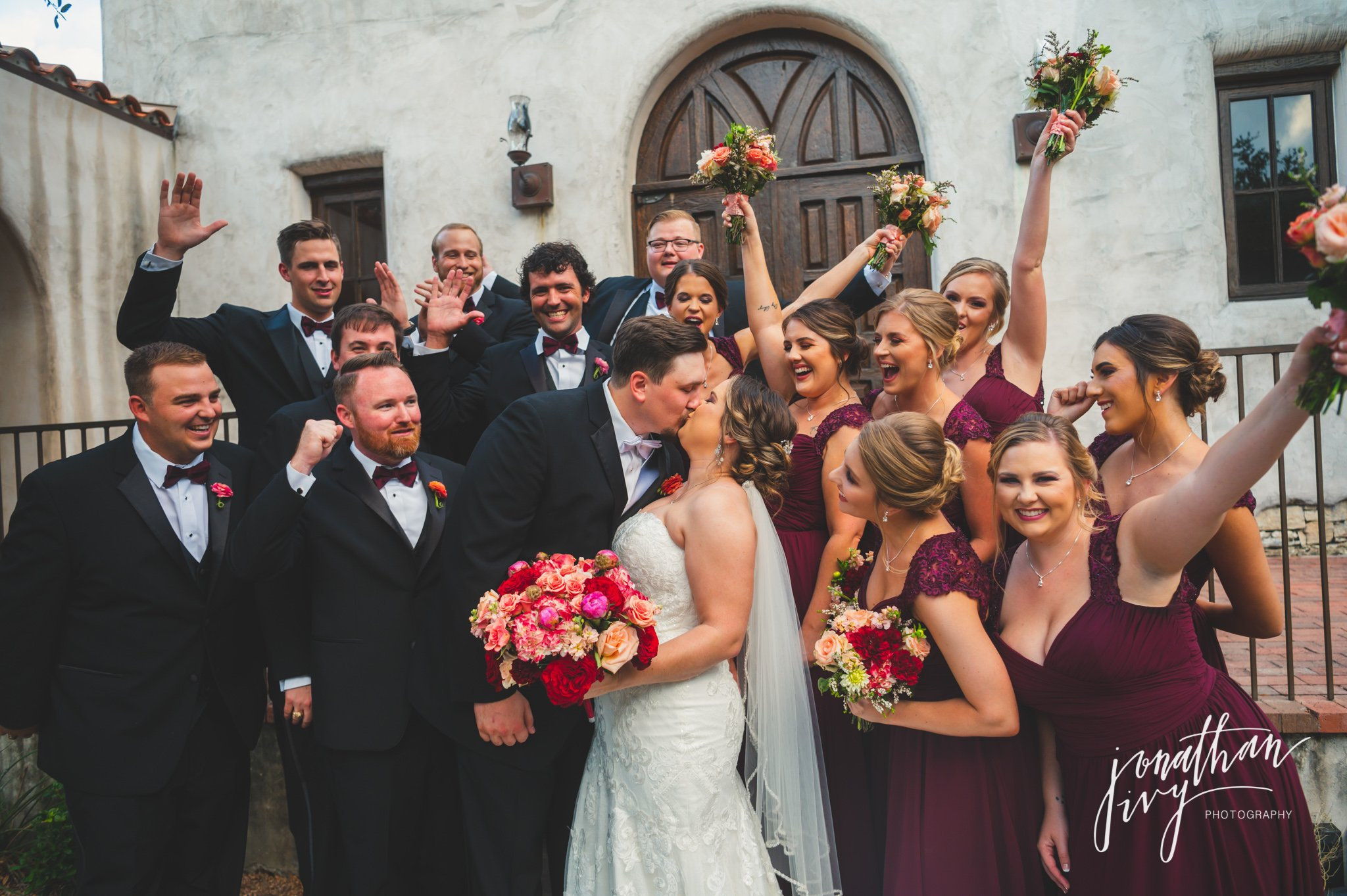 Lost Mission Wedding in San Antonio – Morgan & Zach