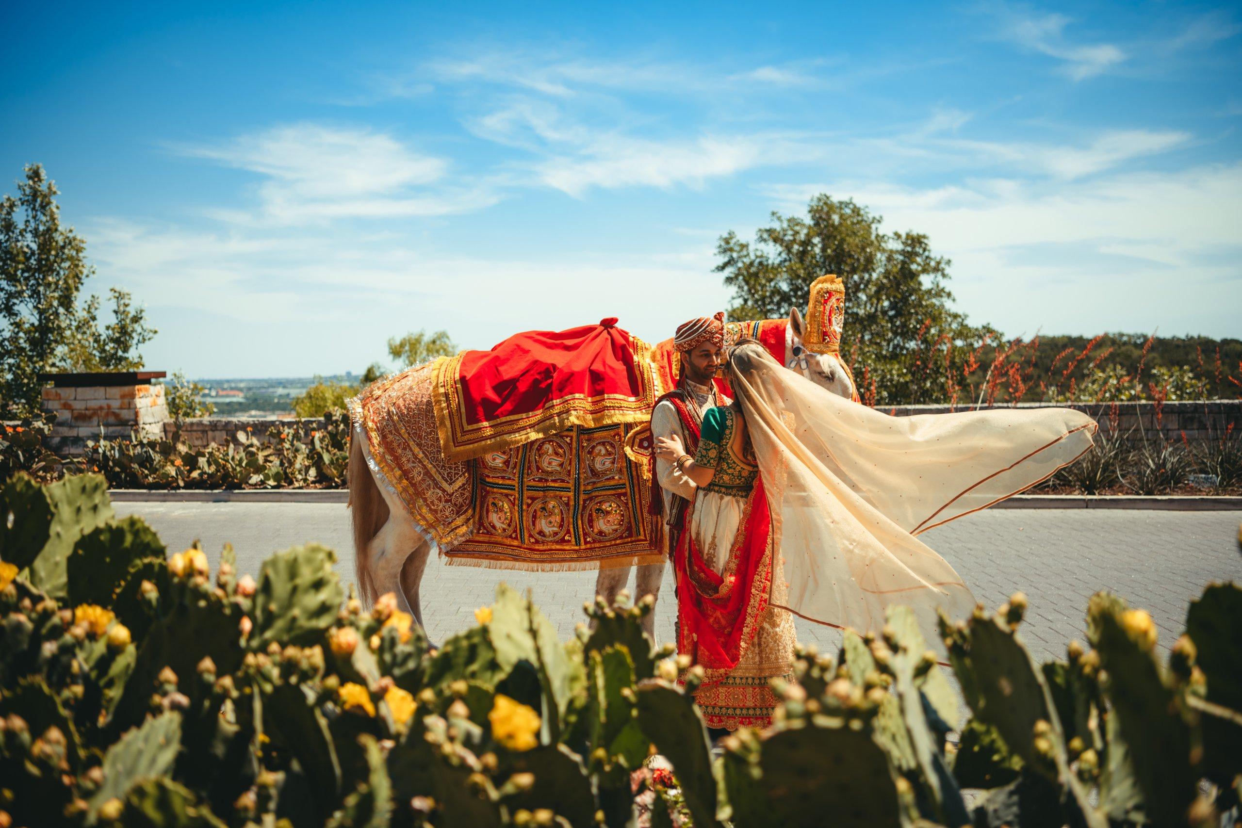 Southeast Asian Wedding La Cantera Resort