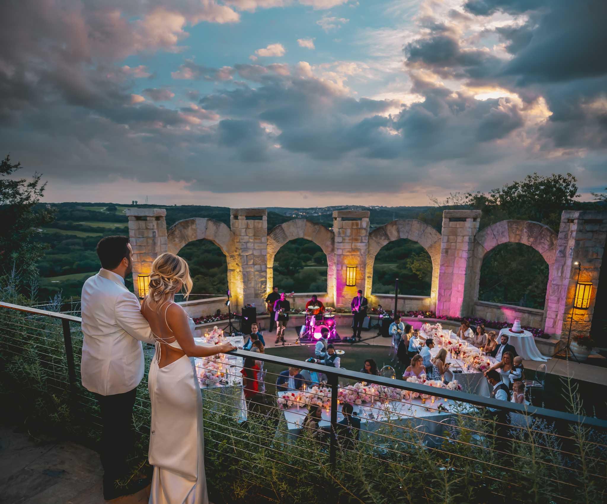 La Cantera Resort Wedding – Adam & Jodi